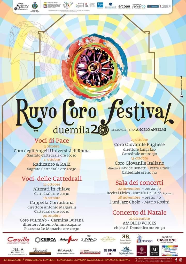 Ruvo Coro Festivak 2020