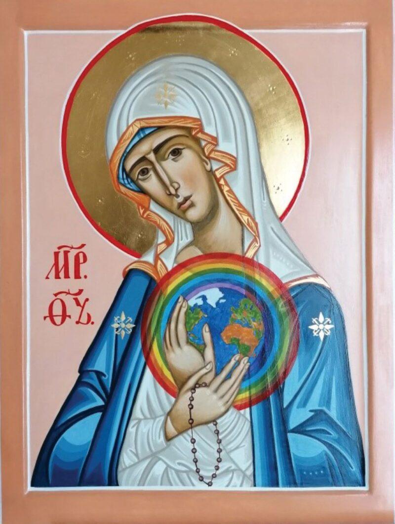 Icona Maria Madre della Missione