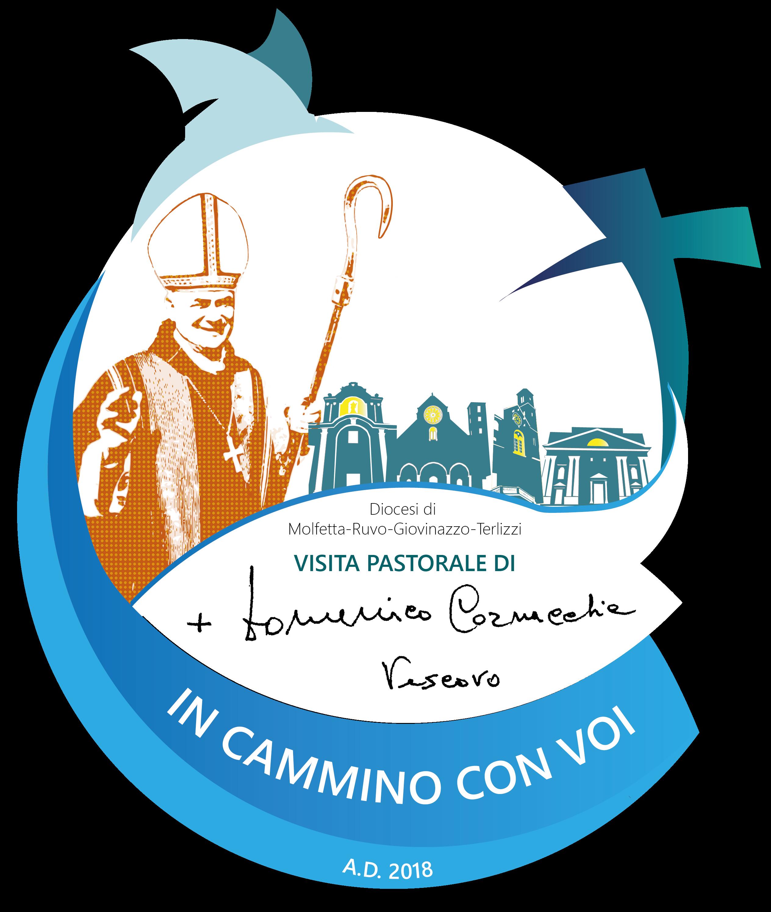 logo della visita pastorale