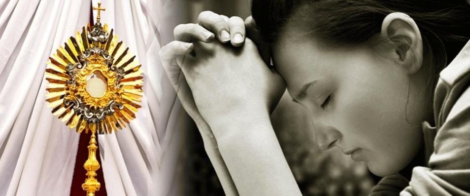 Adorazione giovedì santo