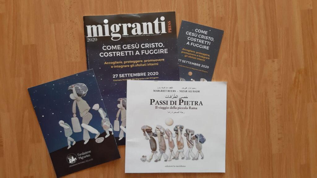 Libri Merdiana-Migrantes